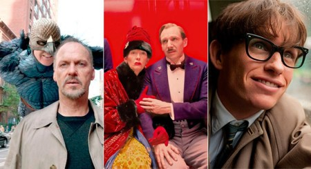Premios BAFTA 2015: Grand Budapest Hotel, Birdman y Theory of Everything lideran las nominaciones