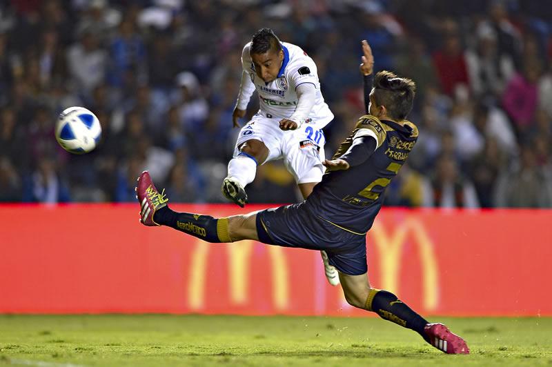Pumas vs Querétaro, Jornada 1 del Clausura 2015 - Pumas-vs-Queretaro-en-vivo
