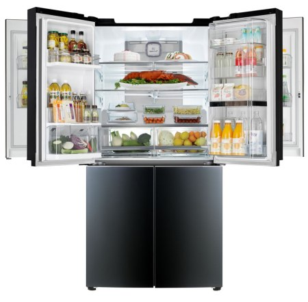 Conoce el primer refrigerador de Mega capacidad con doble Door-In-Door de LG