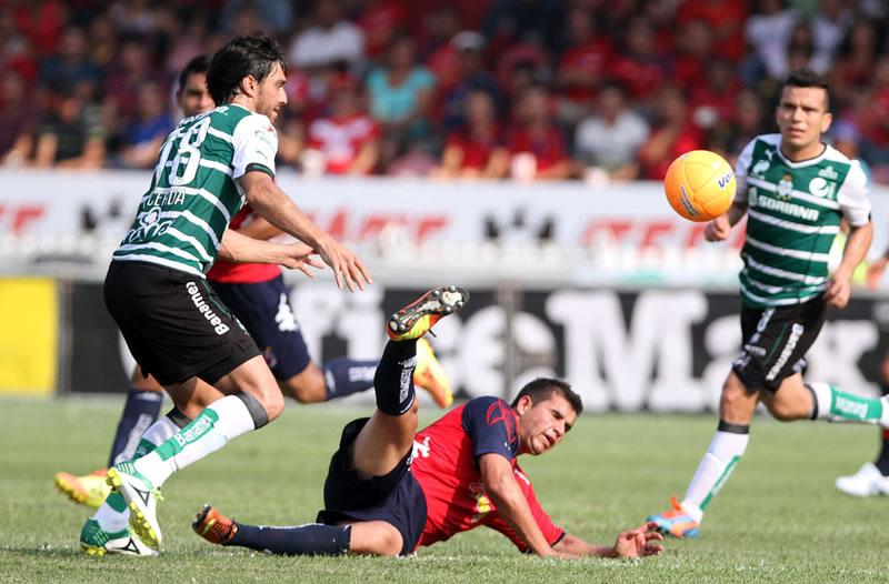 Santos vs Veracruz, Jornada 1 del Clausura 2015 - Santos-vs-Veracruz-en-vivo-Clausura-2015