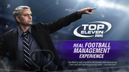 Top Eleven 2015: Mourinho protagoniza el comercial del juego