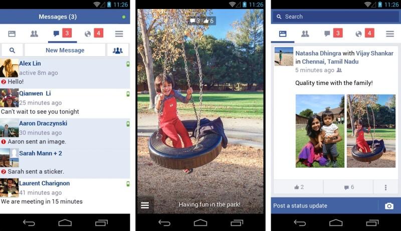 Facebook lanza Facebook Lite, una app que apenas consume datos - facebook-lite-5-800x462