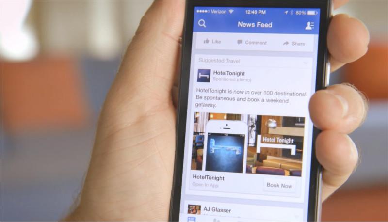 Más de un tercio de los usuarios de Facebook acceden desde el móvil - facebook-movil