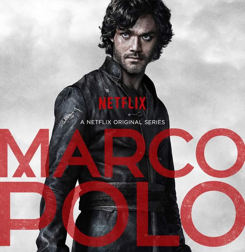 Netflix anunció la 2da temporada de Marco Polo y fechas de estreno sus otras series - segunda-temporada-Marco-Polo-Netflix