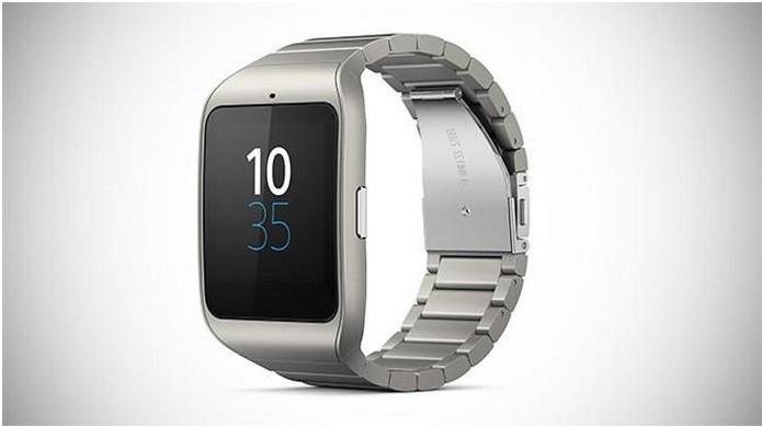 Nueva edición del Sony Smartwatch 3 en acero inoxidable [CES 2015] - sony-smartwatch-3