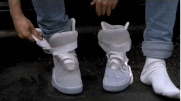 10 tecnologías de volver al futuro que llegarán este 2015 - zapatillas-nike-powerlace