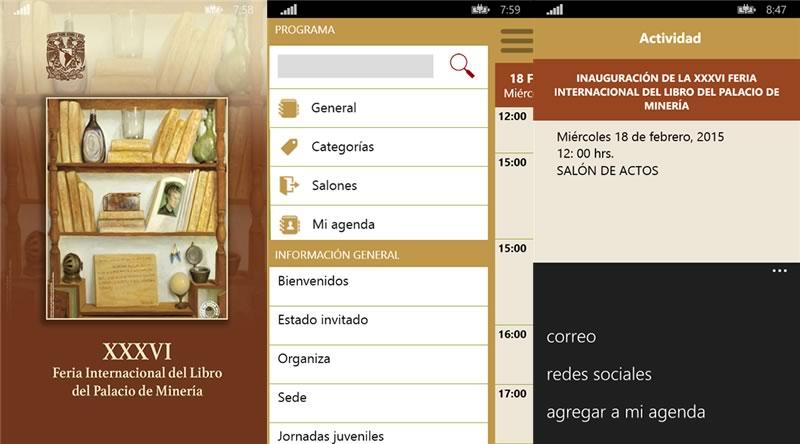 Windows lanza la aplicación oficial de la Feria del Libro - Aplicacion-Feria-del-Libro-Windows