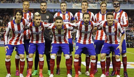 Atlético de Madrid vs Almería, se enfrentan en La Liga