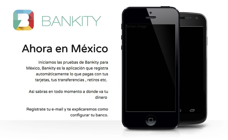 Bankity, la app para controlar tus gastos llega a México en fase beta - Bankity-app-controlar-gastos-en-Mexico
