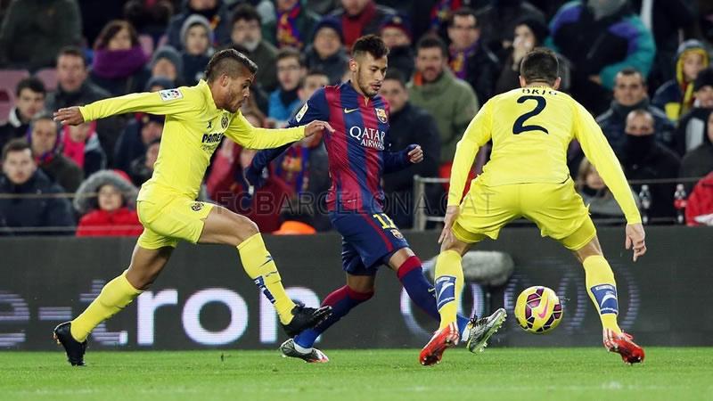 Barcelona vs Villarreal, Semifinales de la Copa del Rey - Barcelona-vs-Villarreal-en-vivo-Semifinal-Copa-del-Rey