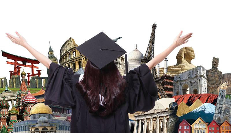 Uno de cada 10 becarios de Conacyt estudia en el extranjero - Becas-en-el-extranjero