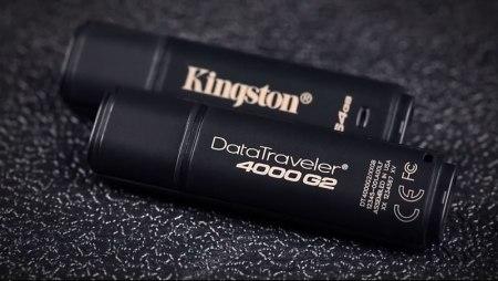 Kingston lanza dos nuevas memorias USB con encriptación de alto nivel