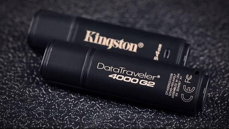 Kingston lanza dos nuevas memorias USB con encriptación de alto nivel - DataTraveler-4000-G2-Memoria-USB-con-encriptacion