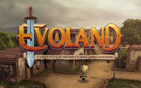 Evoland, uno de los mejores juegos de RPG para iOS y Android