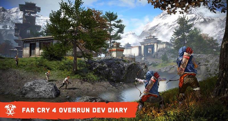 Ya puedes descargar el DLC Overrun de Far Cry 4 - Far-Cry-4-Overrun
