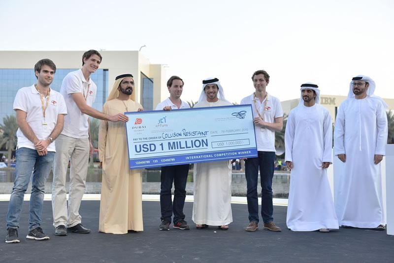 """""""Drones para el Bien"""" anunció el ganador del millón de dólares - Flyability-ganador-Drones-para-el-bien"""