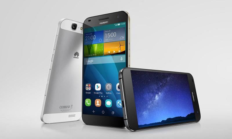 El América tendrá smartphone oficial - Huawei-Ascend-G7