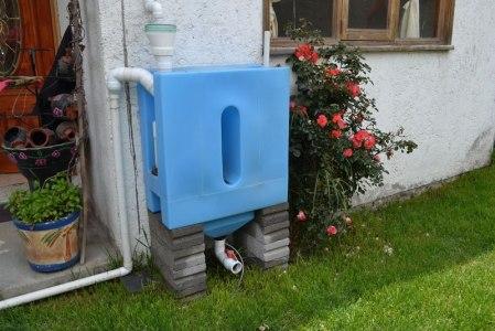 Emprendedores apuestan por captar agua pluvial