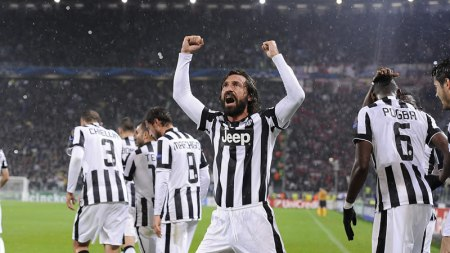 Juventus vs Borussia Dortmund, Champions League 2015