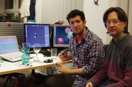 Dos mexicanos desarrollan sistema de realidad aumentada