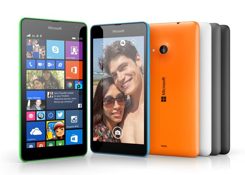Lumia 535, el primero con el logo de Microsoft llega a México - Microsoft-Lumia-535-Mexico-800x571