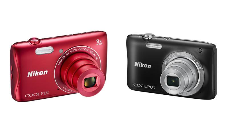 Nikon presenta la COOLPIX S3700 y S2900 con precios accesibles - Nikon-COOLPIX-S3700-S2900