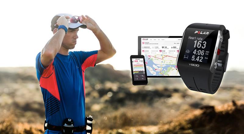 Polar presentó sus nuevos dispositivos deportivos en México - Polar-v800