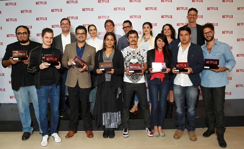 Anuncian el Premio Netflix para premiar al cine mexicano independiente - Premio-Netflix-Mexico
