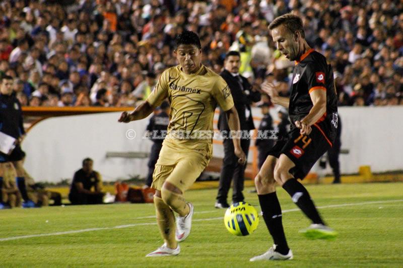 Pumas vs Alebrijes, Copa MX Clausura 2015 (llave dos) - Pumas-vs-Alebrijes-Copa-MX-Clausura-2015