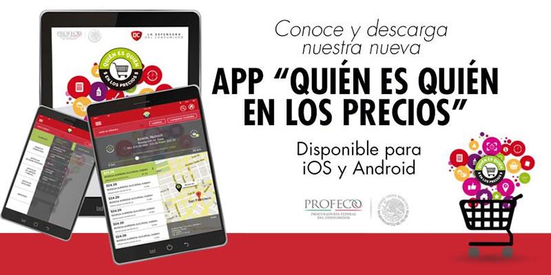 Nueva app de Quién es Quién en los Precios de Profeco - Quien-es-Quien-en-los-precios-app-Profeco