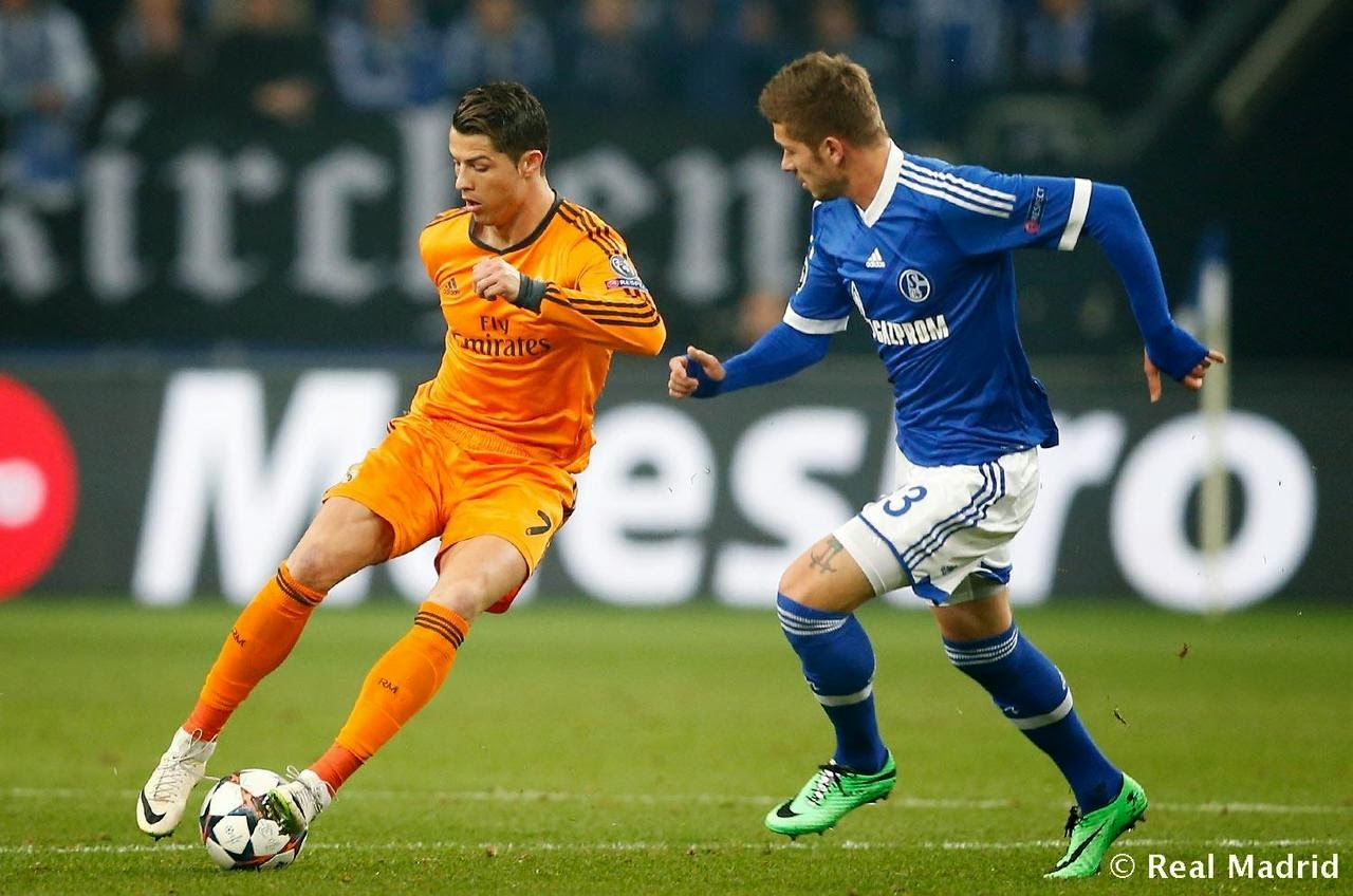 Schalke Vs Real