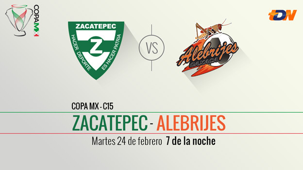 Zacatepec vs Alebrijes en la Copa MX Clausura 2015 - Zacatepec-vs-Alebrijes-en-vivo-Copa-MX-Clausura-2015