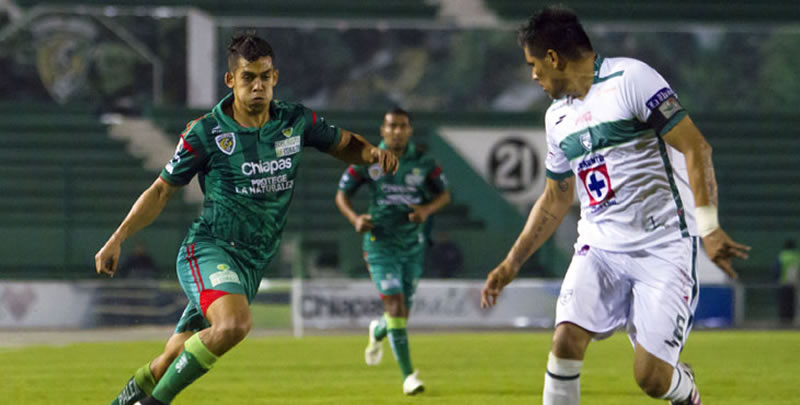 Zacatepec vs Jaguares en la Copa MX Clausura 2015 - Zacatepec-vs-Jaguares-Copa-MX-Clausura-2015