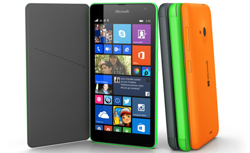 Los smartphones más esperados en el Mobile World Congress 2015 - lumia-535--800x489