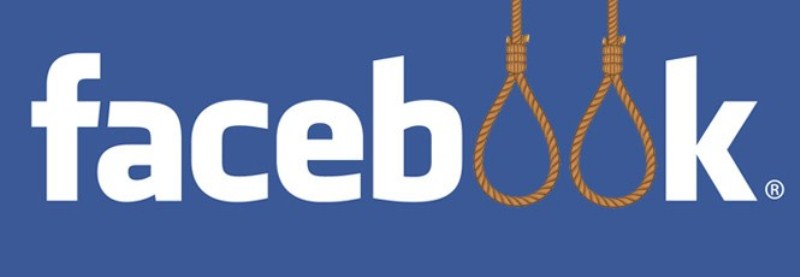Facebook intenta prevenir suicidios implementando una nueva función - suicidarse-facebook