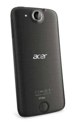 Presentan nuevos smartphones Acer con Android y Windows - Acer-Liquid-Jade-Z-negro