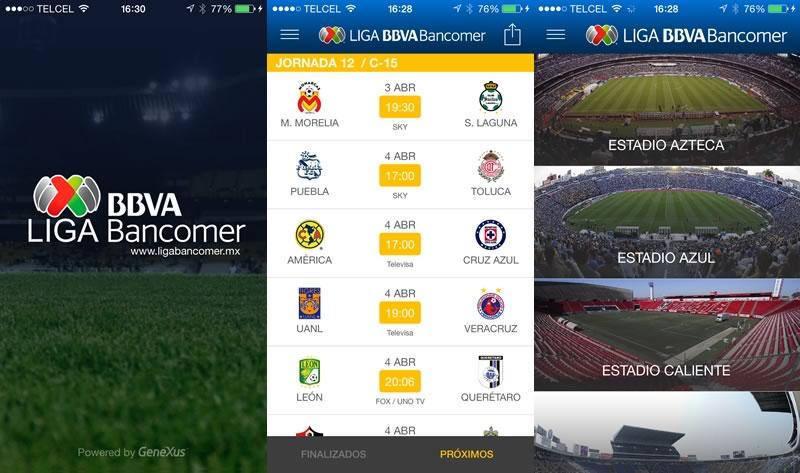 Lanzan la app de la Liga MX para iOS y Android - App-Liga-MX-descargar