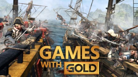 Juegos gratis de Xbox con Games with Gold para el mes de abril