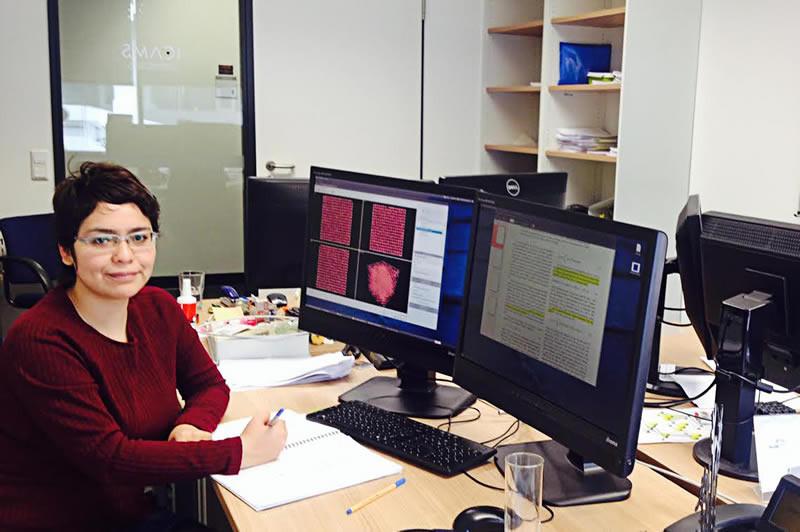 Investigadora mexicana crea método que predice la resistencia de metales - Grisell-Diaz-Leines-800x532