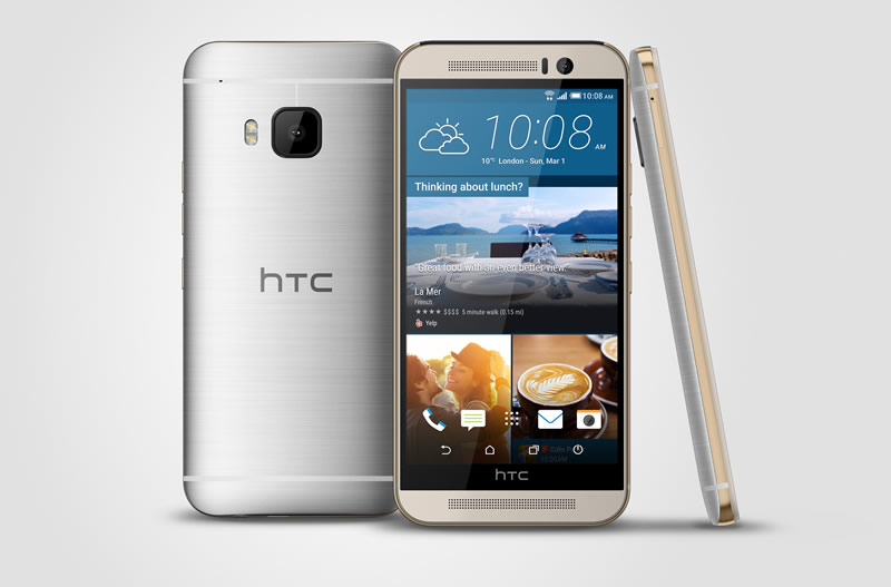 HTC One M9 llegará a México en Abril con Telcel - HTC-One-M9-Mexico-Telcel