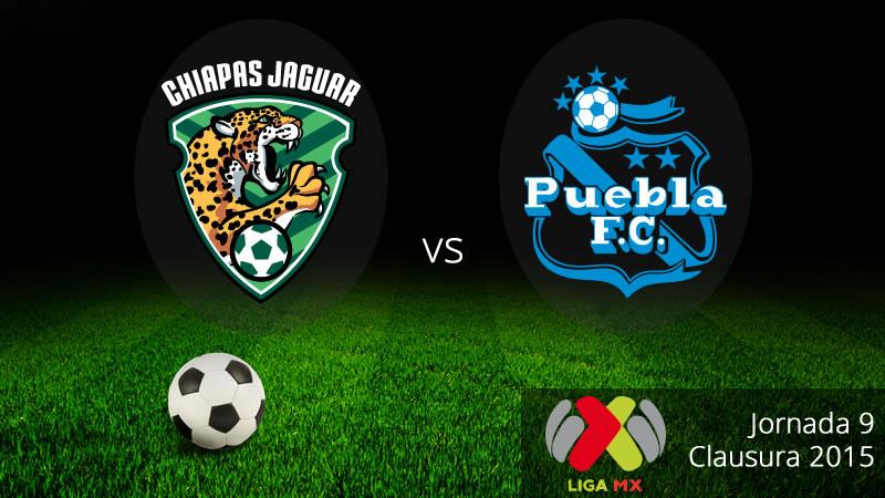 Jaguares vs Puebla, Fecha 9 del Clausura 2015 - Jaguares-vs-Puebla-Clausura-2015