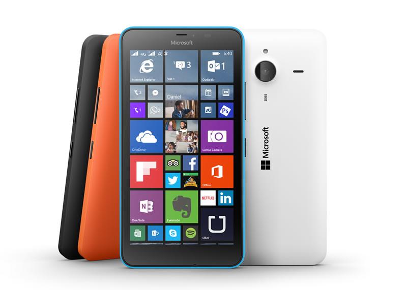 Microsoft Lumia 640 y Lumia 640 XL son presentados [MWC 2015] - Lumia-640XL-Microoft