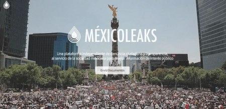 MéxicoLeaks, la plataforma para filtraciones anónimas de México