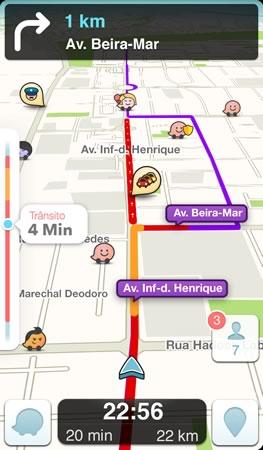 Waze lanza nueva versión de su app - Nuevo-Waze