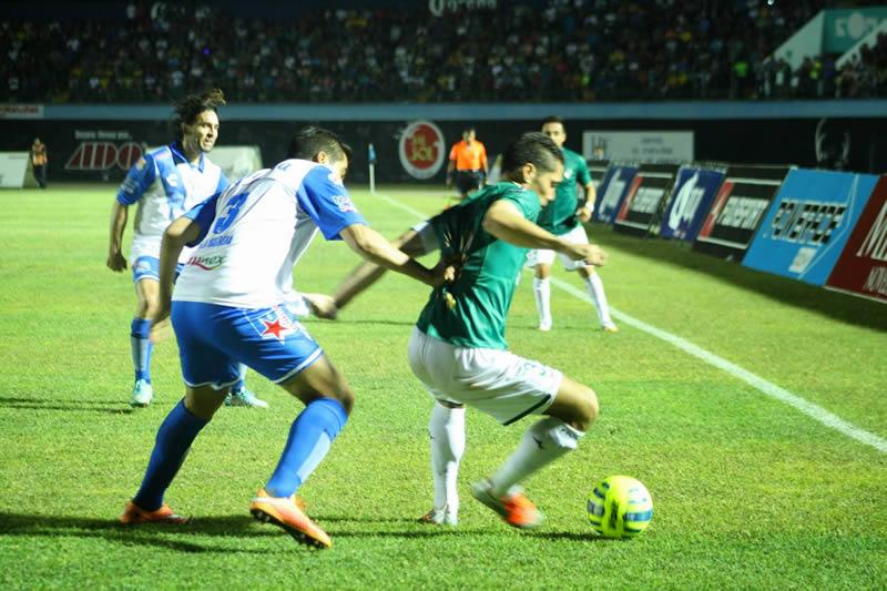 Puebla vs Mérida, Cuartos de final de la Copa MX - Puebla-vs-Merida-Copa-MX-Cuartos-de-final