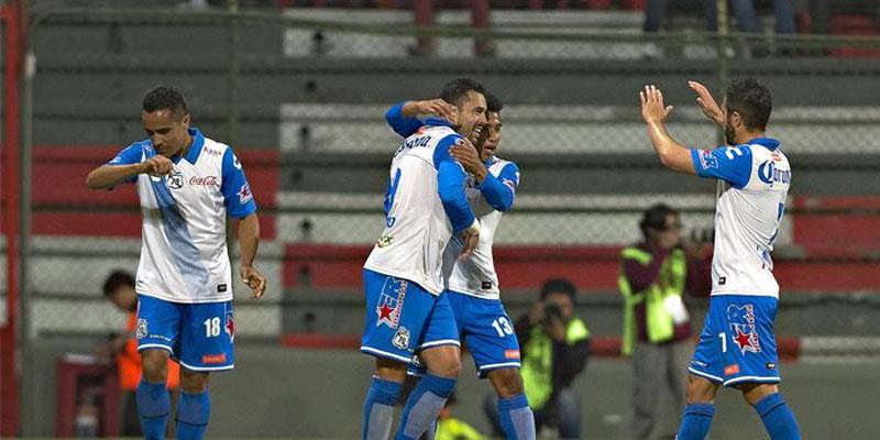Puebla vs Toluca en la Copa MX (Vuelta de la Llave 3) - Puebla-vs-Toluca-Copa-MX-Clausura-2015