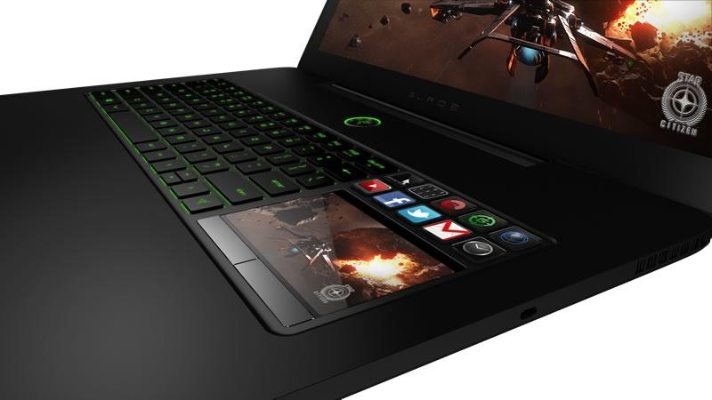 Razer Blade Pro, una laptop diseñada para jugar y creada para el trabajo - Razer-Blade-Pro-5