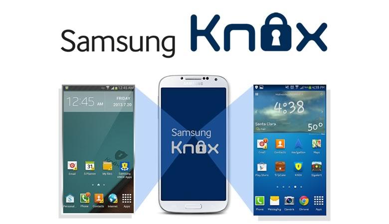 Samsung KNOX recibió el premio como el mejor producto de seguridad-antifraude - Samsung-Knox