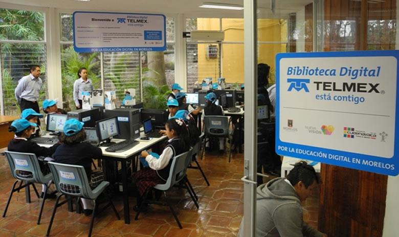 TELMEX es reconocido por su Programa de Educación y Cultura Digital - Telmex-reconocimiento-Programa-Cultura-Digital