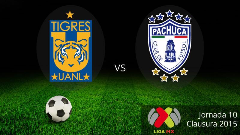 Tigres vs Pachuca, Liga MX Clausura 2015 - Tigres-vs-Pachuca-Clausura-2015